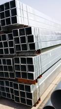 zincato tubo quadrato