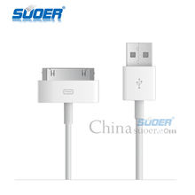 Suoer Usb Data Wire Mobile Phone Charger Adapter Cable for Iphone4/4s (DT-020)