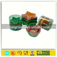 Christmas tree Silicone bakeware cake moulds / Cookie cup Cookie moulds