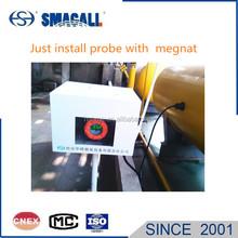 Inteiramente nível metro de profundidade para tanque de amônia sem contato medidor de medidor de nível de líquido o mais seguro para hazaduous produtos químicos