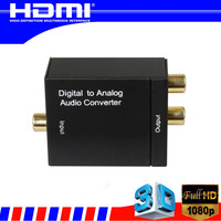 Hdmi audio extractor digital to analog converter