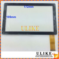 "Touch Screen Panel Digitizer Glass Replacement for 7"" Q8 Allwinner A10 A13 Tablet PC TP070005(Q8) -023A"