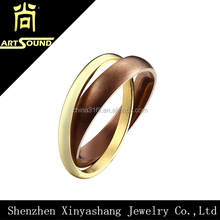 wholesale factories jewelry female metal finger ring