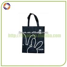nonwoven tote shopping bag