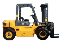 japanese nissan parts for 5 tons forklift with 1.22m forks