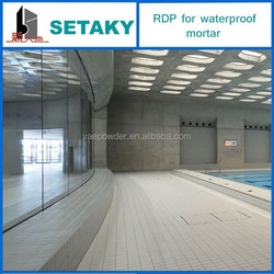 Acrylic RDP special for waterproof mortars