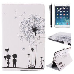 2016 High Quality Genuine Leather Flip Cover For Ipad Mini Case, Cover Case For Ipad Mini 4