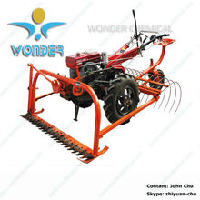 Not depainting lawn mower parts polyester powder paint