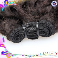 100% unprocessed virgin peruvian hair in china peruvian curly natural hair extensions