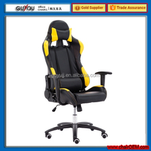 Blue Color For Precise Racing Office Chair Y-2711 Rocker Gaming Chair Lying TO 180 Degree With Adjustablt Armrest