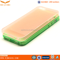 "for iphone 6 plus hot selling smart clear plastic case for iphone 6 5.5"" cover case"