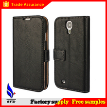 fashion new smart phone leather case for iphone 6,wallet leather phone case