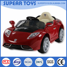 New style factory direct sale kids electric toy car to drive