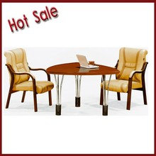 Discuss Table round office meeting&,multi-functional meeting table