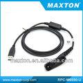 usb cable de programación para motorola motorobo xpr6550