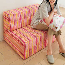 Hot selling lightweight portable take away sofa beds