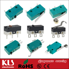 Good quality micro switches and slide switches UL VDE CSA CE ROHS 101 KLS