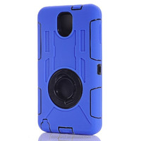 3in1 Rotatable Stand Ring Holder Silicone+PC Smart Mobile Phone Back Cover Case For Samsung Galaxy Note 3 N9000 N9005 N9002
