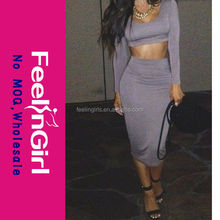 Purple Wholesale Fashion 2014 New Years Eve Hot Dresses