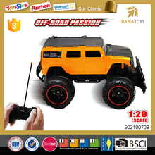 China alibaba toys race car game for kids 1 20 speed rc car