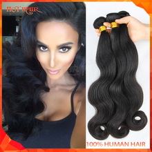 Brazilian Body Wave Human Hair Wave Weave Unprocessed Brazilian Virgin Hair Extension Best Selling Brazilian Hair Extension