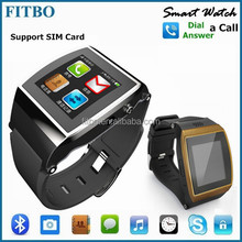 Manufacturer ! Support All APP SIM TF Car Theft cell phone watch waterproof