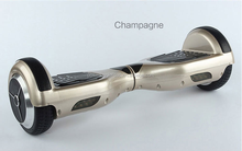New model 6.5 inch self-balancing scooter hoverboard 2 wheel electric scooter