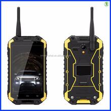 Perfect Shockproof Phone With 2GB RAM 32GB ROM 13MP Camera GPS BT WIFI FM Walkie Talkie NFC IPS Octa Core Smartphone Waterproof