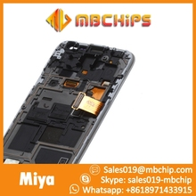 for samsung galaxy s4 i9505 lcd screen assembly, lcd i9500 digitizer assembly, sgh-i337 lcd screen with frame