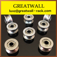 China factory heavy duty v groove pulley plastic pulley as per your drawing