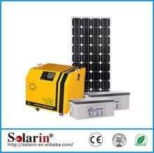 Energy saving high power 24v 50w solar street lamp system price list