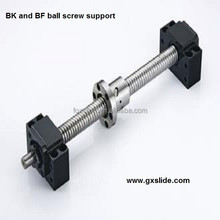 Miniature 0802.5 ballscrew for cnc machine