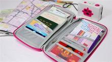 New Arrival Hot Sale Passport Purse Wholesale Travel Purse
