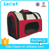 Soft Portable pet carrier dog bag/soft pet dog crate/dog carrier tote
