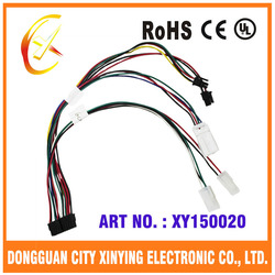 new energy clean energy automotive harness connectors , automotive wire connector kit , complete wiring harness kit