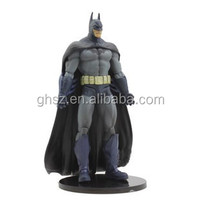 Guo hao wholesale resin custom batman action figure