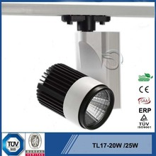 Customized Cheapest SAA led track light daylight white