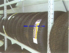 Eco-friendly metal 5 year service life,well-sold steel tire stacking racks for industry