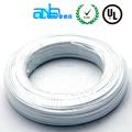 Fio de alta temperatura FEP isolamento branco revestimento de PVC fio de cobre estanhado