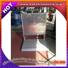 ESI Crowd control retractable Safety barrier system