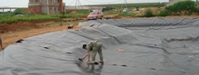 New design geomembrane liner with CE certificate
