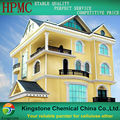 kingstone químico hpmc de calidad superior para etics