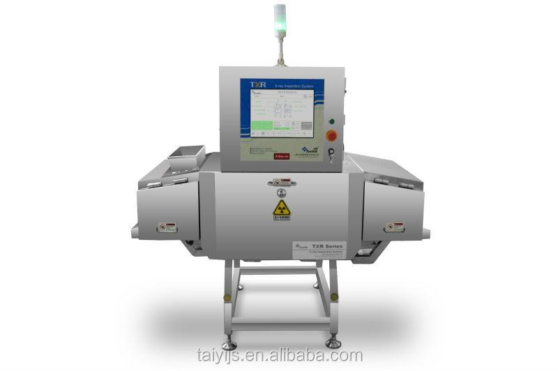 Оптом продукты питания рентгеновского обнаружение машина используется для проверки <span class=keywords><strong>стекло</strong></span>, камни, пластиковые, металлы и т . д .