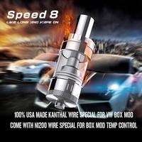 Alibaba china wholesale novelty smoking pipes Speed7 & Speed8 tanks sub ohm e cigarette
