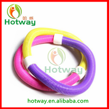 2015 New Coming Spring Hula Hoop Most Popular Exercise Product Soft Hula Hoop to Lose Weight