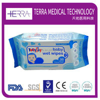 Best quality Disinfecting baby wet tissue