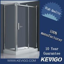 good quality aluminium frame shower steam room