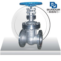 Stainless Steel 4 Inch flanged gate valve specification