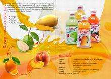 mango juice nectar