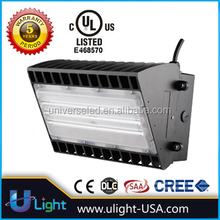 5 year warranty Wall Mount HID 400W replace 90w led wallpack lighting